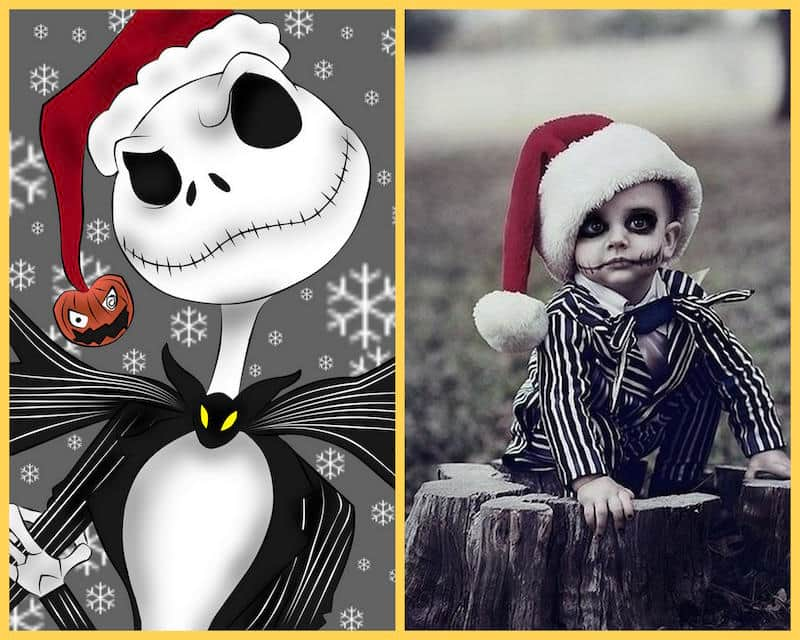 Halloween Costume - Jack Skellington from The Nightmare Before Christmas