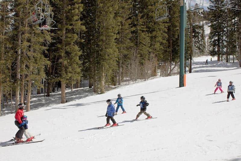 Best Ski Resorts - Brighton Ski Resort, Utah