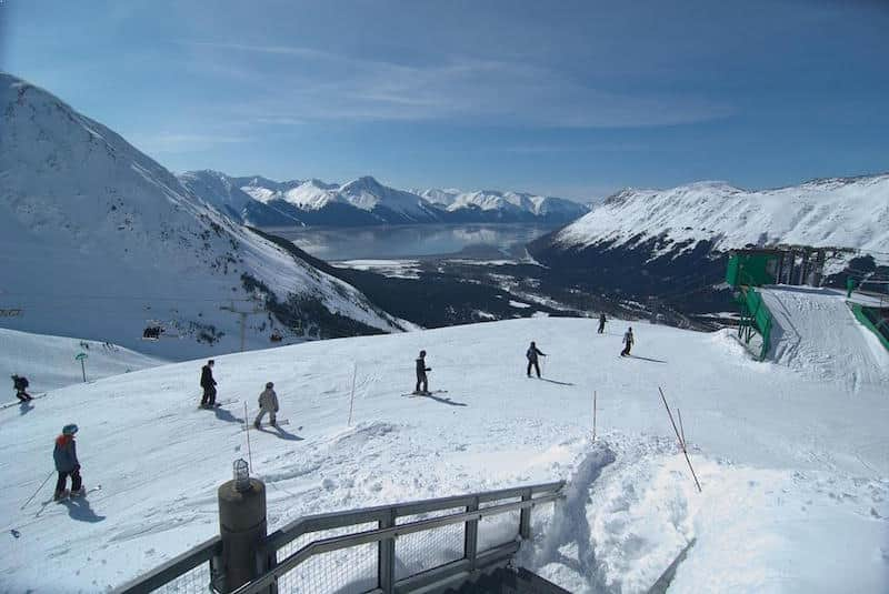 Best Ski Resorts - Alyeska Resort, Alaska