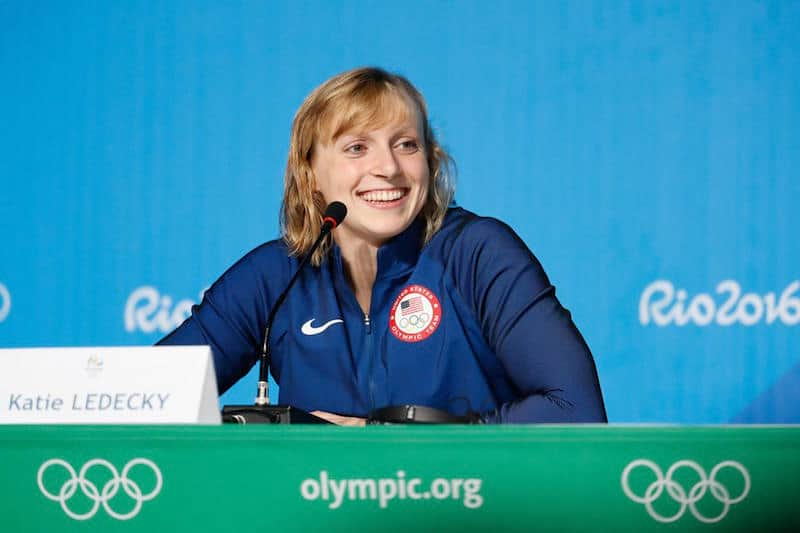 Breakfasts of the Champions - Katie Ledecky