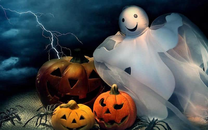 Halloween Decoration - Ghost