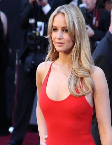 Jennifer Lawrence - The Most beautiful celebrities