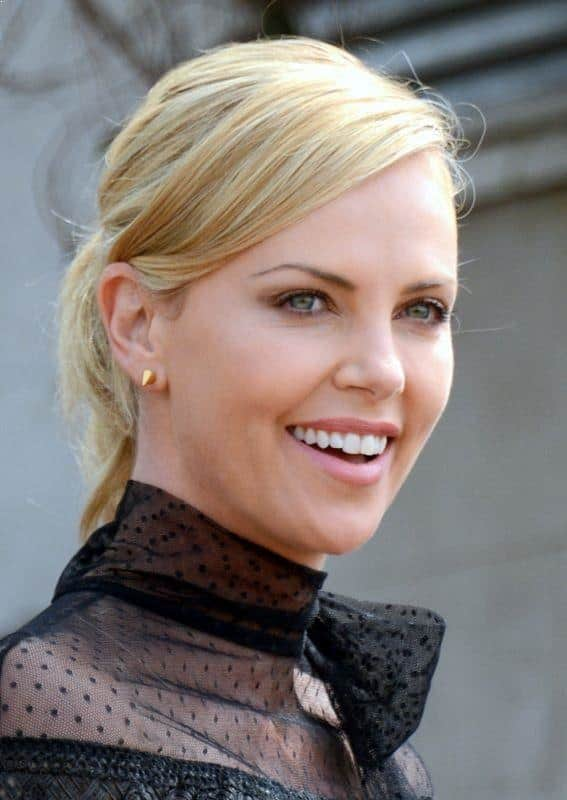 Charlize Theron - The most beautiful celebrities