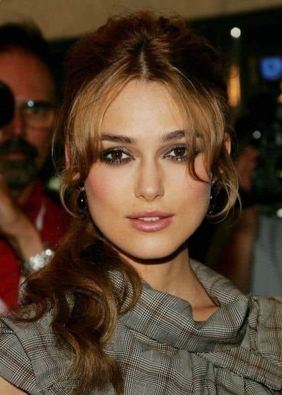 Keira Knightley - The most beautiful celebrities