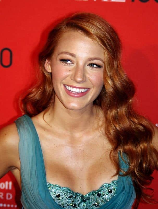 Blake Lively - The most beautiful celebrity