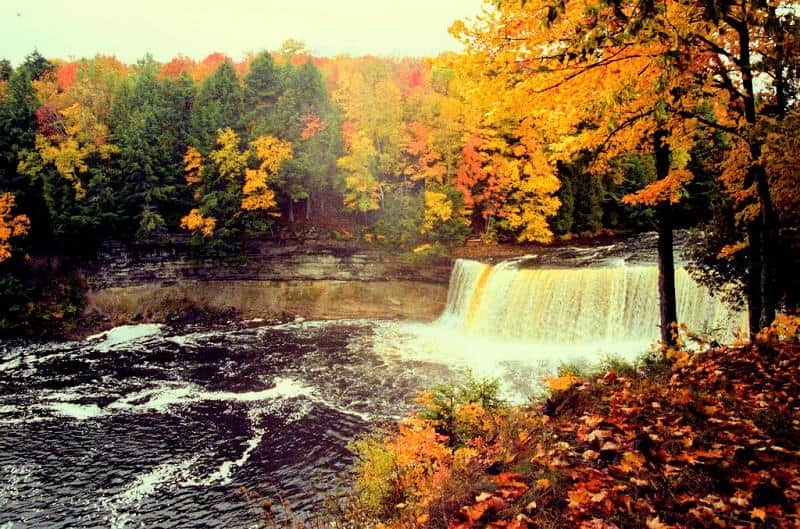 Tahquamenon Fall State Park, Michigan