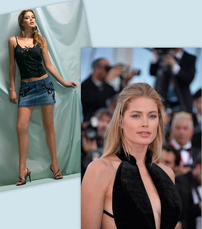 Supermodel Doutzen Kroes top paid model 2016
