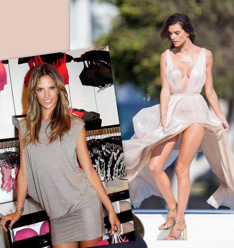 Alessandra Ambrosio - top paid supermodel 2016