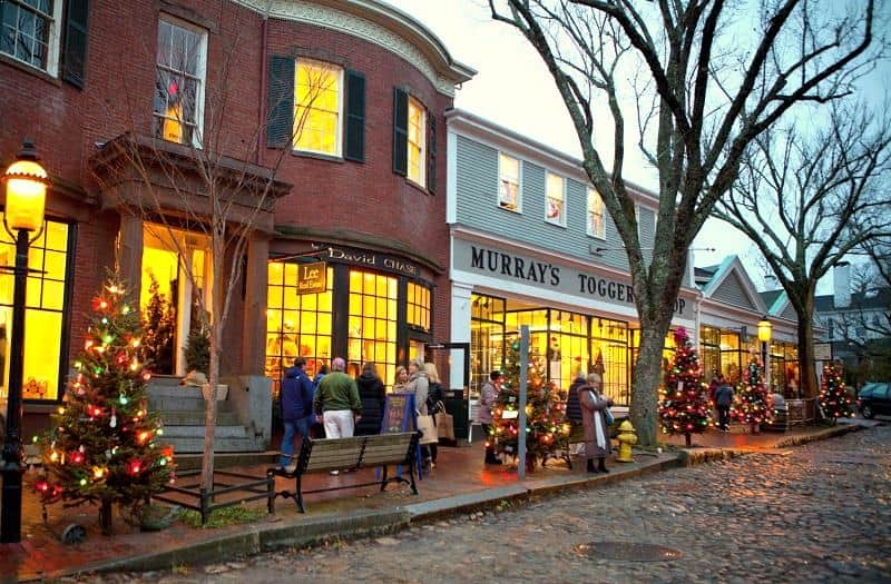 Nantucket Holiday Stroll, Massachusetts
