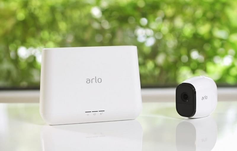 Smart Security Cameras for Smart Home