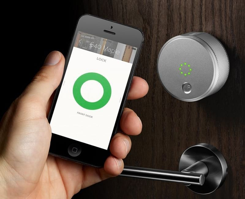 Smart Locks for Smart Home