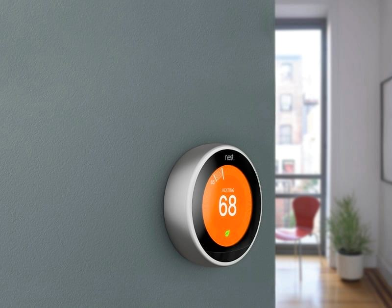 Smart Thermostat for Smart Home