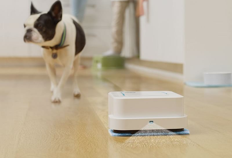 Mopping Robots for smart home