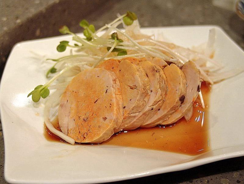 Monkfish Liver Parfait