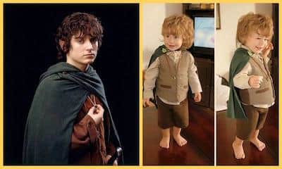 Halloween Costume - Frodo from Lord of The Rings