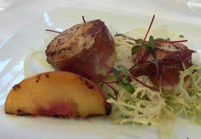 Holiday Food Recipes - Appetizers - Scallops Wrapped in Prosciuttos