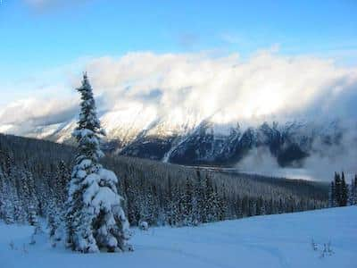 Best Ski Resorts - Powder King Mountain Resort in British Columbia