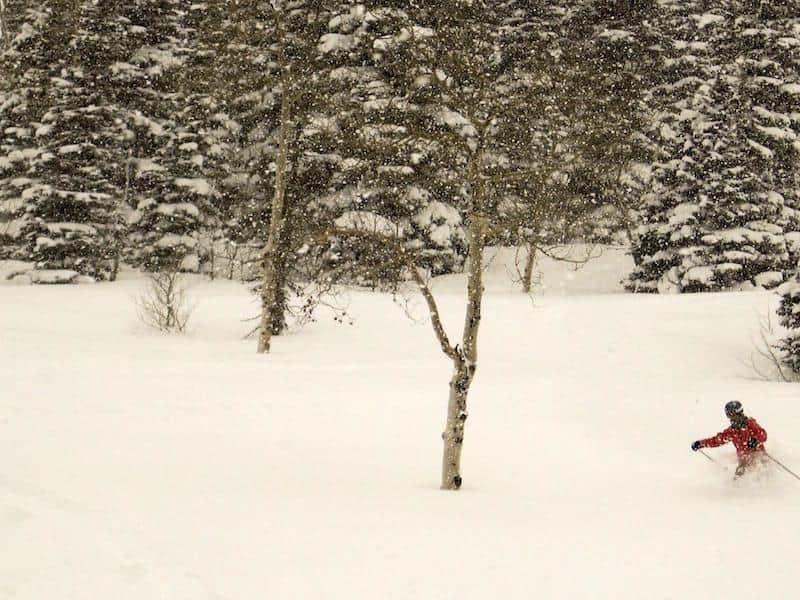 Best Ski Resorts - Grand Targhee, Wyoming