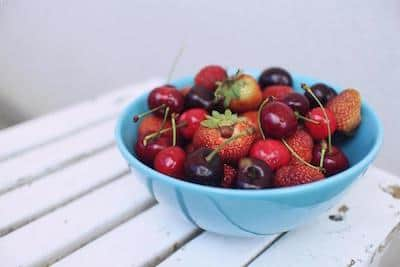Healthy Eating - Fresh fruits
