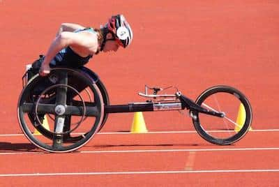 Breakfasts of the Champions - Tatyana McFadden