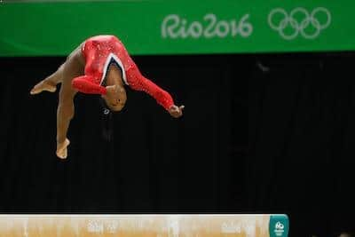 Breakfasts of the Champions - Simone Biles