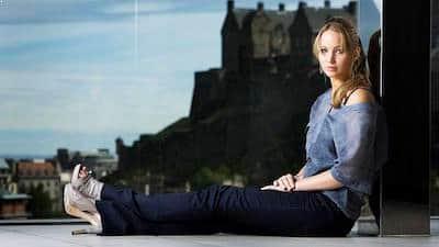 Fall Fashion - Jennifer Lawrence