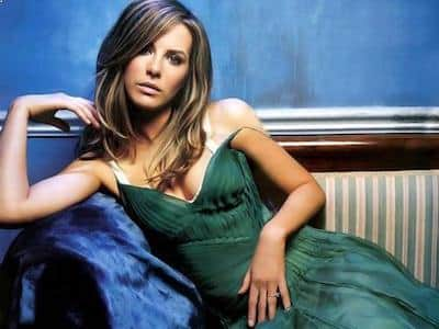 Fall Fashion - Kate Beckinsale