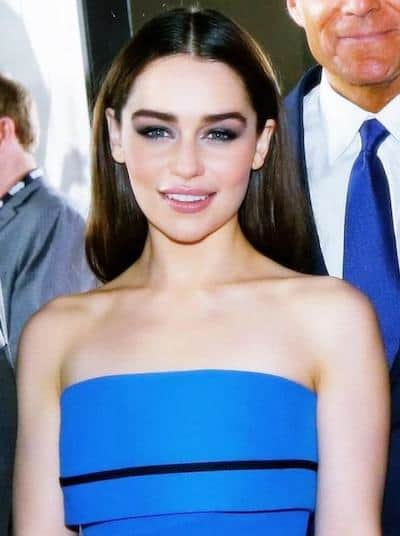 Emilia Clarke - The most beautiful celebrities