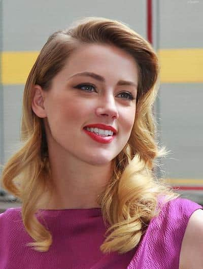 Amber Heard - The most beautiful celebrities