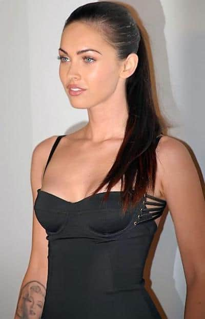 Megan Fox - The most beautiful celebrities