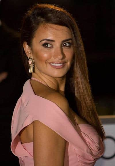 Penelope Cruz - The most beautiful celebrities