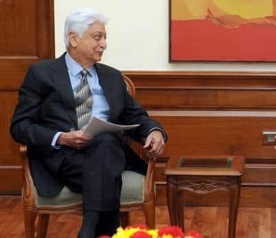 Azim Premji philanthropist, charity