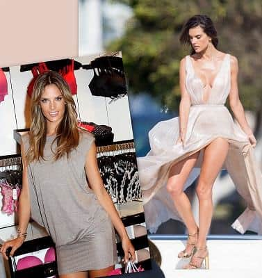 Alessandra Ambrosio - top paid supermodel 2016