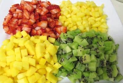 Fruit Salad Recipe: Fruit Salsa