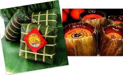 Lunar New Year Customs: Foods