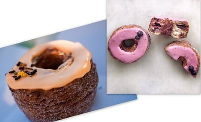 Food Creations: Cronut